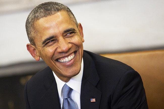 Barack Obama peut avoir le sourire, son successeur n'est pas dans la dynamique politique qu'il espérait mettre en place.